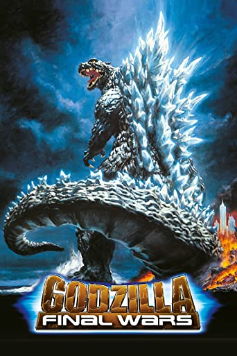 Godzilla - Final Wars