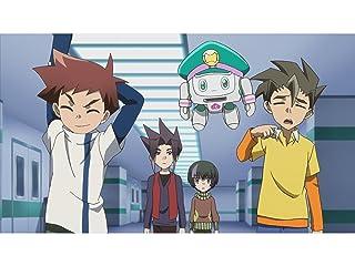 新幹線変形ロボ シンカリオン THE ANIMATION 「宿題!!ハヤトの絵日記大作戦」