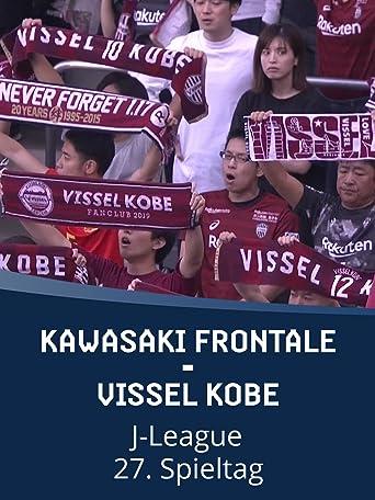 Kawasaki Frontale - Vissel Kobe