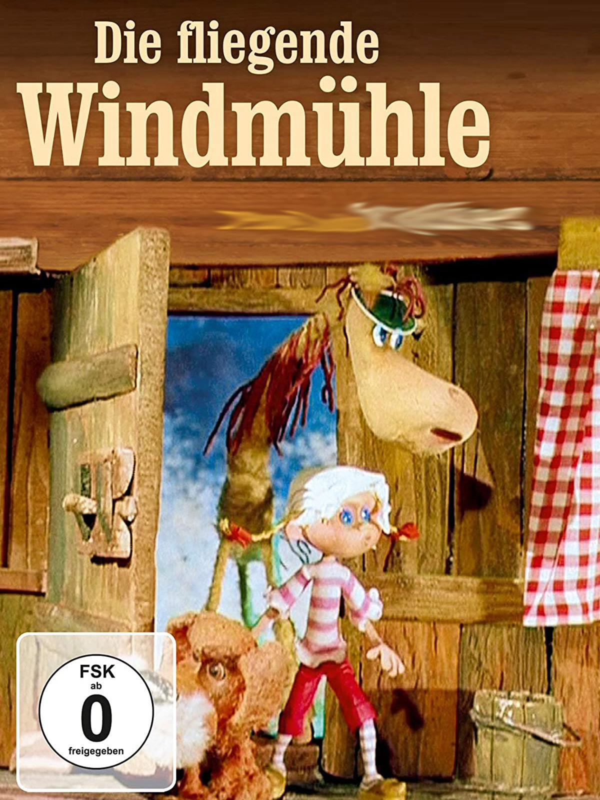 Die fliegende Windmühle