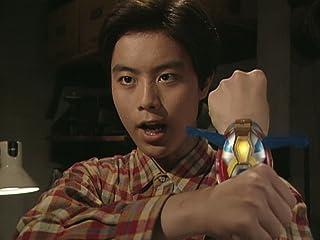 電光超人グリッドマン 第9話 悪魔の洗脳作戦 忍者怪獣シノビラー登場