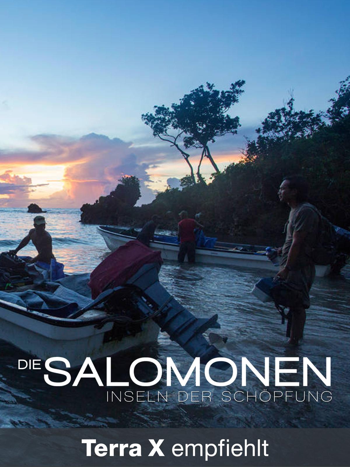 Die Salomonen – Inseln der Schöpfung