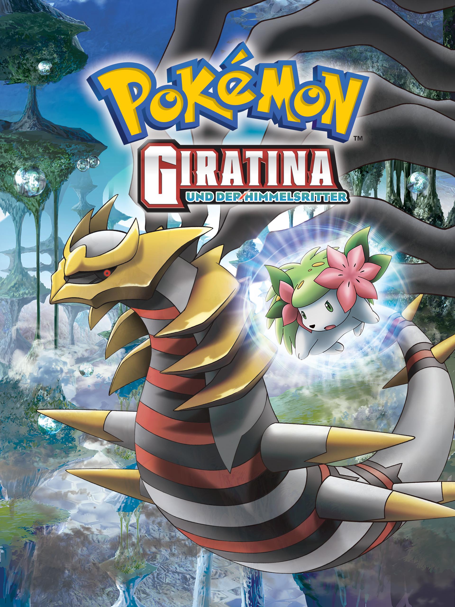 Pokémon 11: Giratina und der Himmelsritter