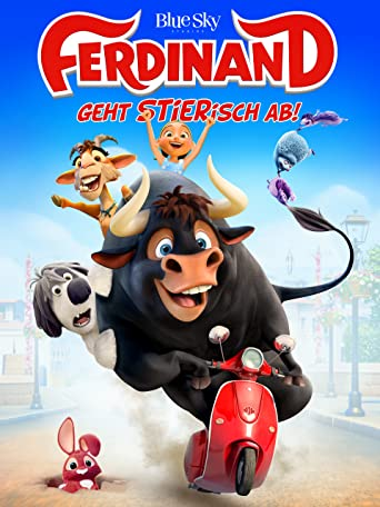 Ferdinand - Geht STIERisch ab!