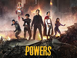 POWERS/パワーズ シーズン2