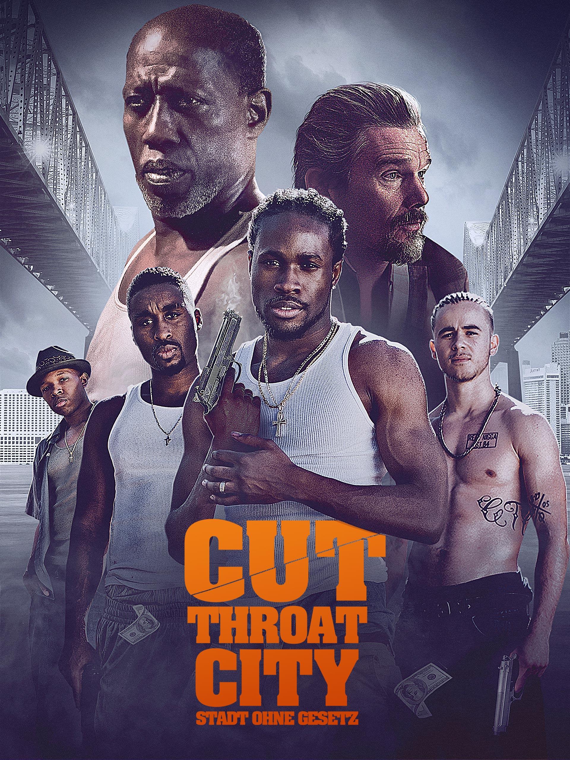 Cut Throat City - Stadt ohne Gesetz