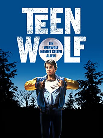 Teen Wolf - Ein Werwolf kommt selten allein