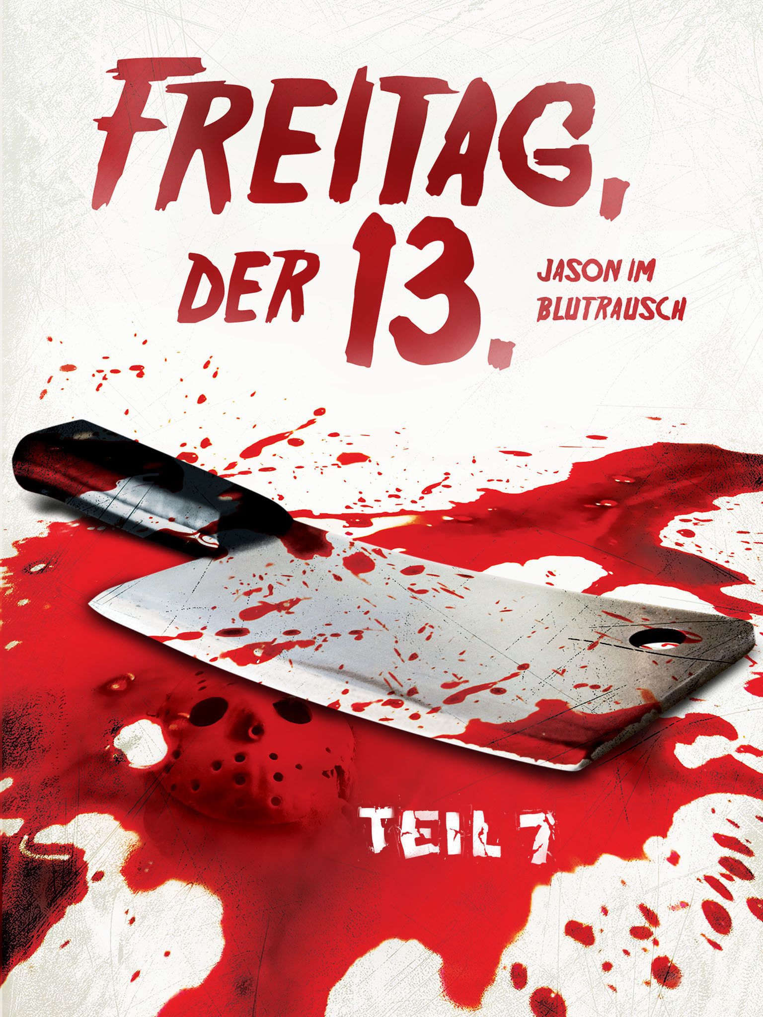 Freitag, der 13. Teil 7 - Jason im Blutrausch