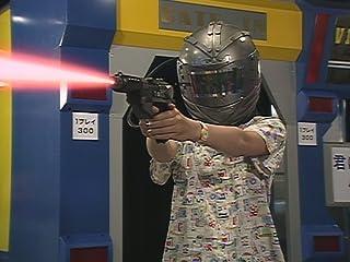 電光超人グリッドマン 第15話 歪んだターゲット 忍者怪獣シノビラー登場