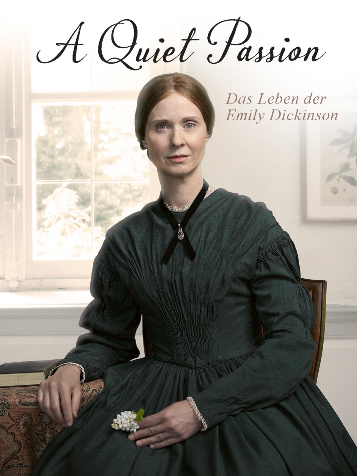 A Quiet Passion - Das Leben der Emily Dickinson