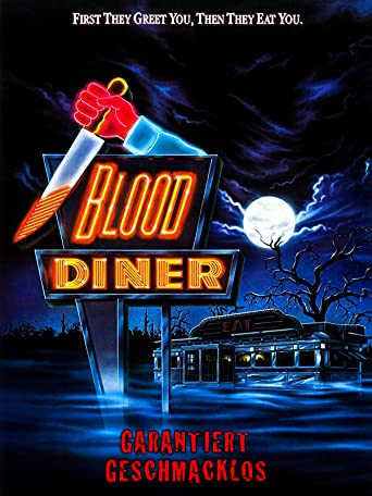 Blood Diner - Garantiert geschmacklos