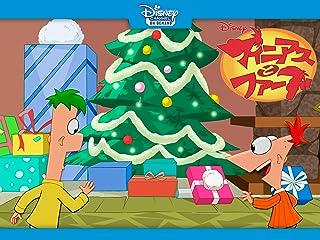 フィニアスとファーブのクリスマス・バケーション