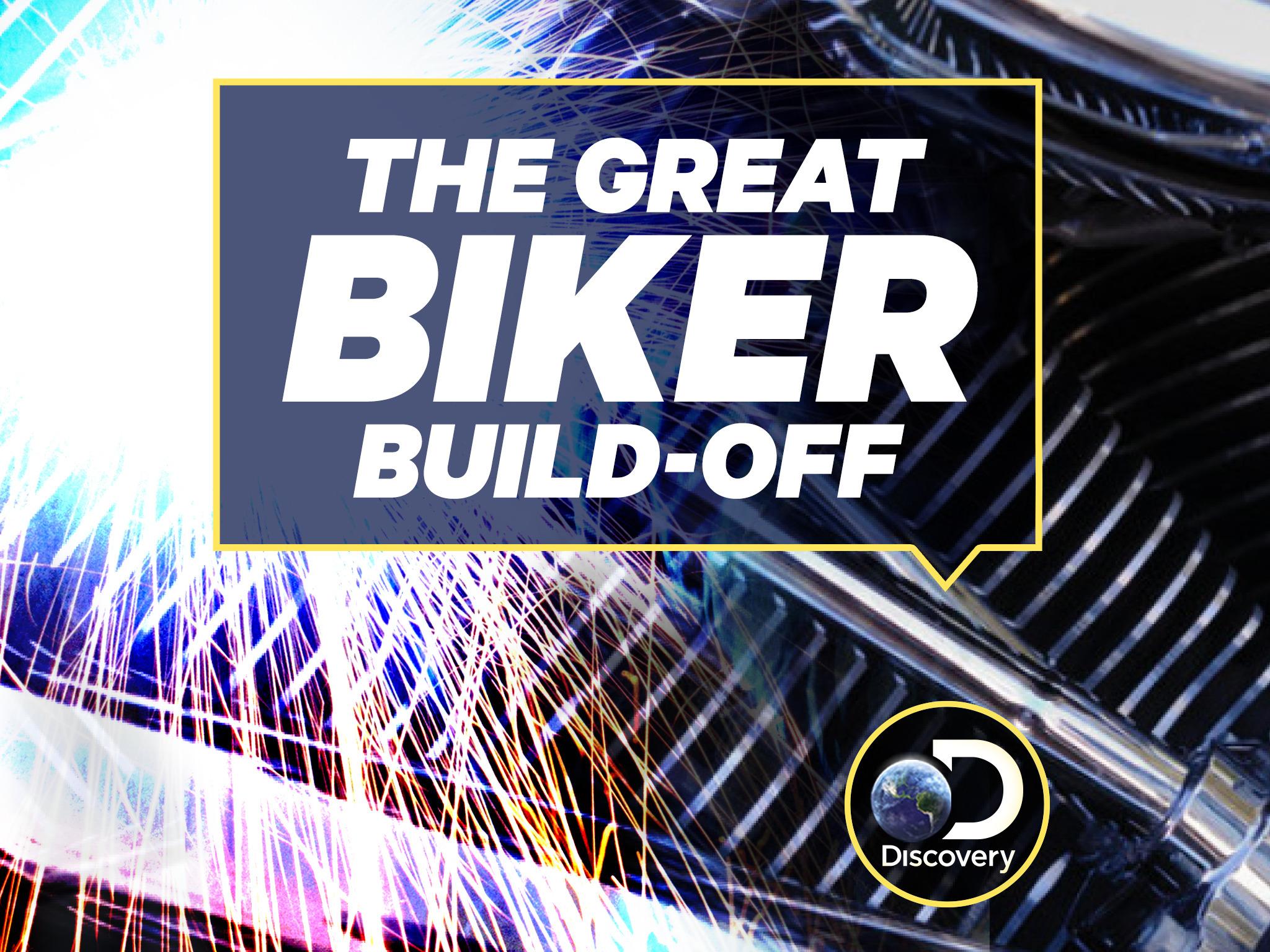 Watch Great Biker Build-Off Season 3 Episode 6: Combined Genius on