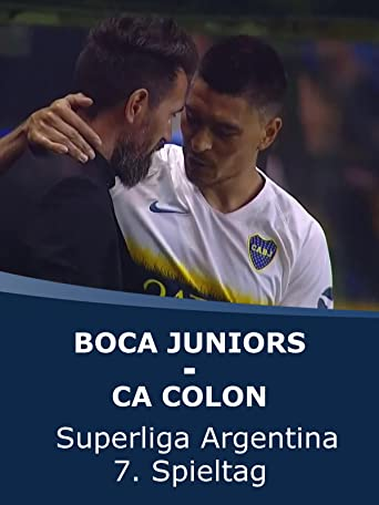 Boca Juniors - CA Colon