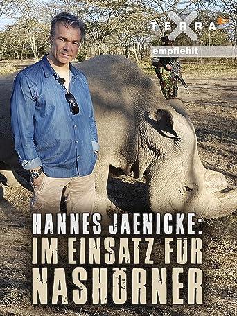 Hannes Jaenicke: Im Einsatz für Nashörner