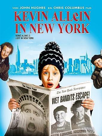 Kevin - Allein in New York
