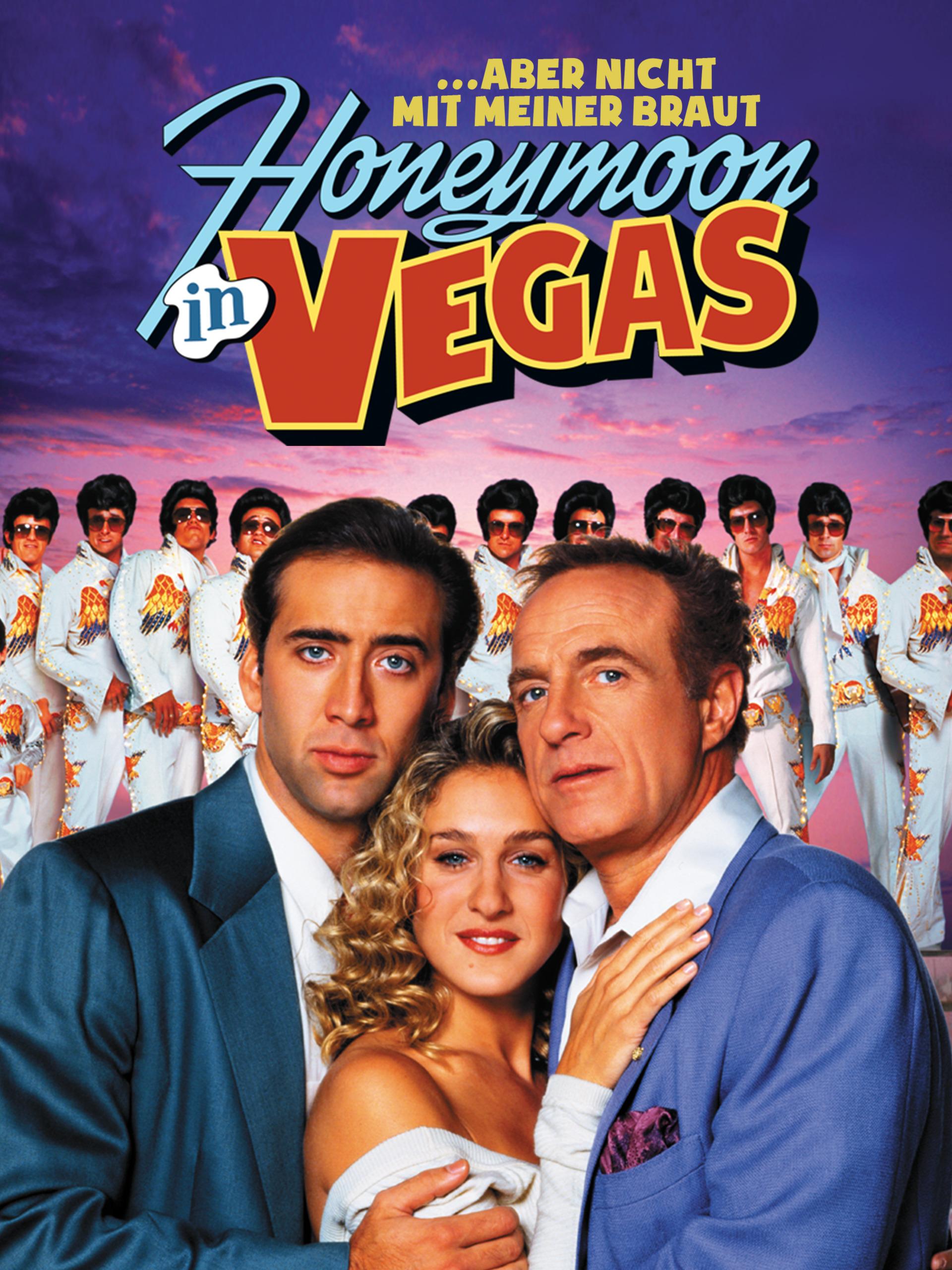 Honeymoon in Vegas … aber nicht mit meiner Braut [dt./OV]