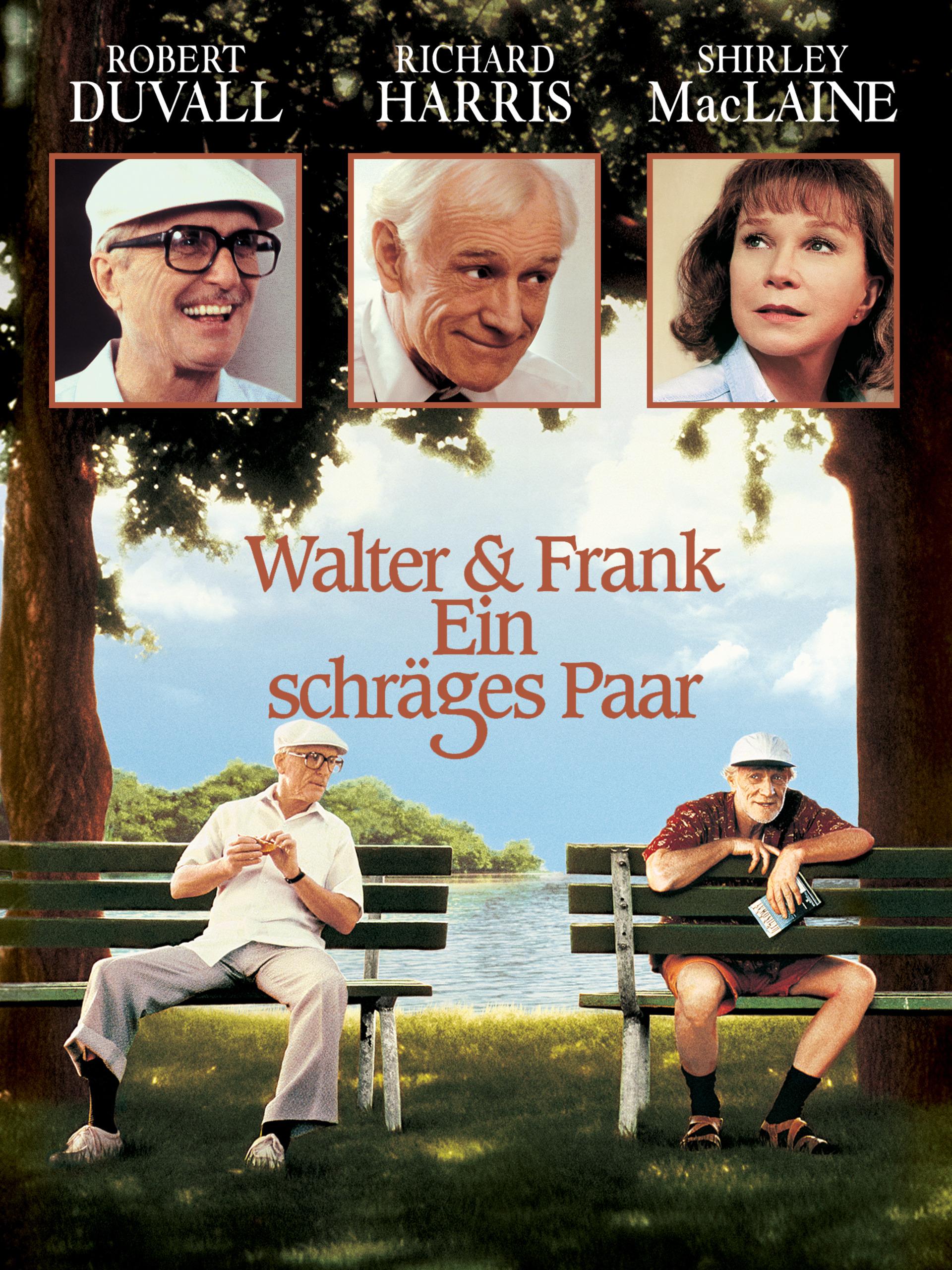 Walter & Frank: Ein schräges Paar