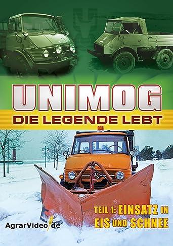 Unimog - Die Legende lebt Teil 1