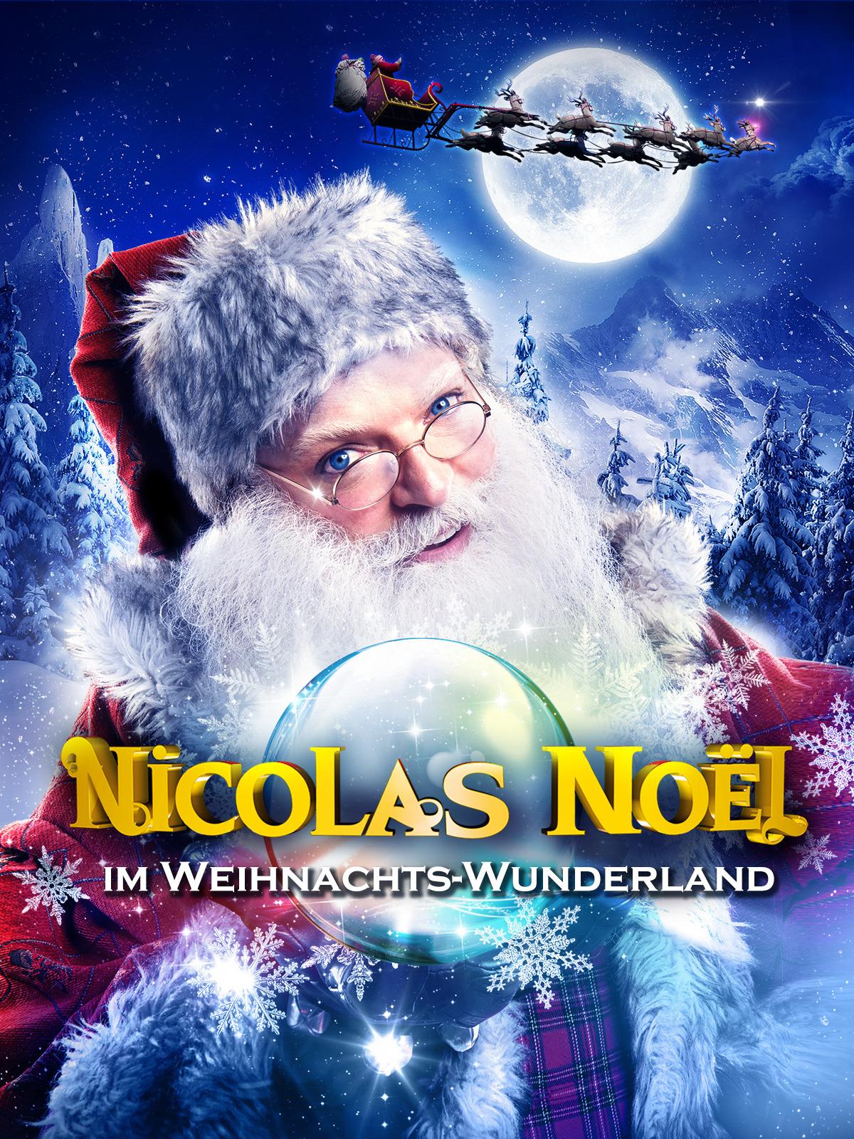 Nicolas Noël im Weihnachts-Wunderland