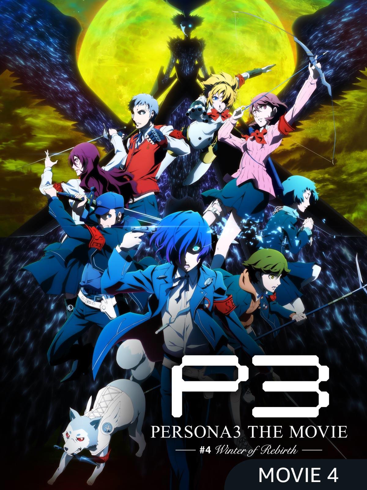 Persona3 The Movie - #04 Winter of Rebirth