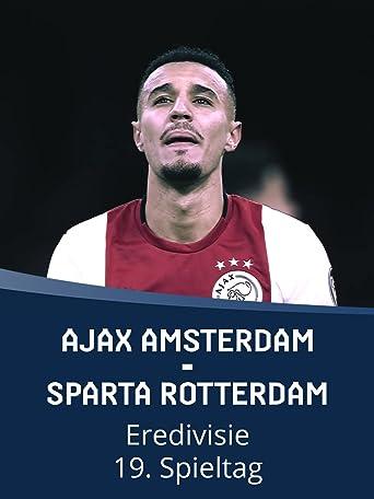 Ajax Amsterdam - Sparta Rotterdam