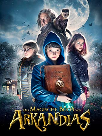Das magische Buch von Arkandias