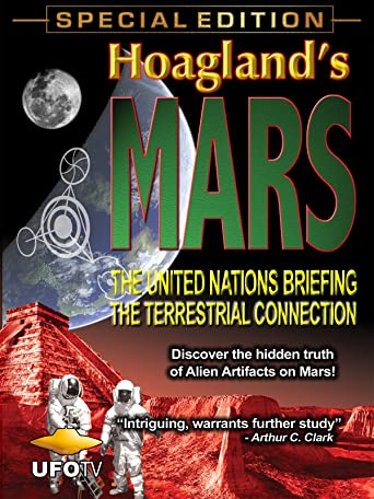 Hoagland's Mars - The United Nations Briefing, The Terrestrial Connection [OV]