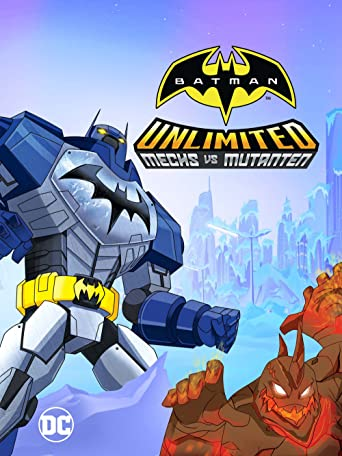 Batman Unlimited: Mechs vs. Mutanten