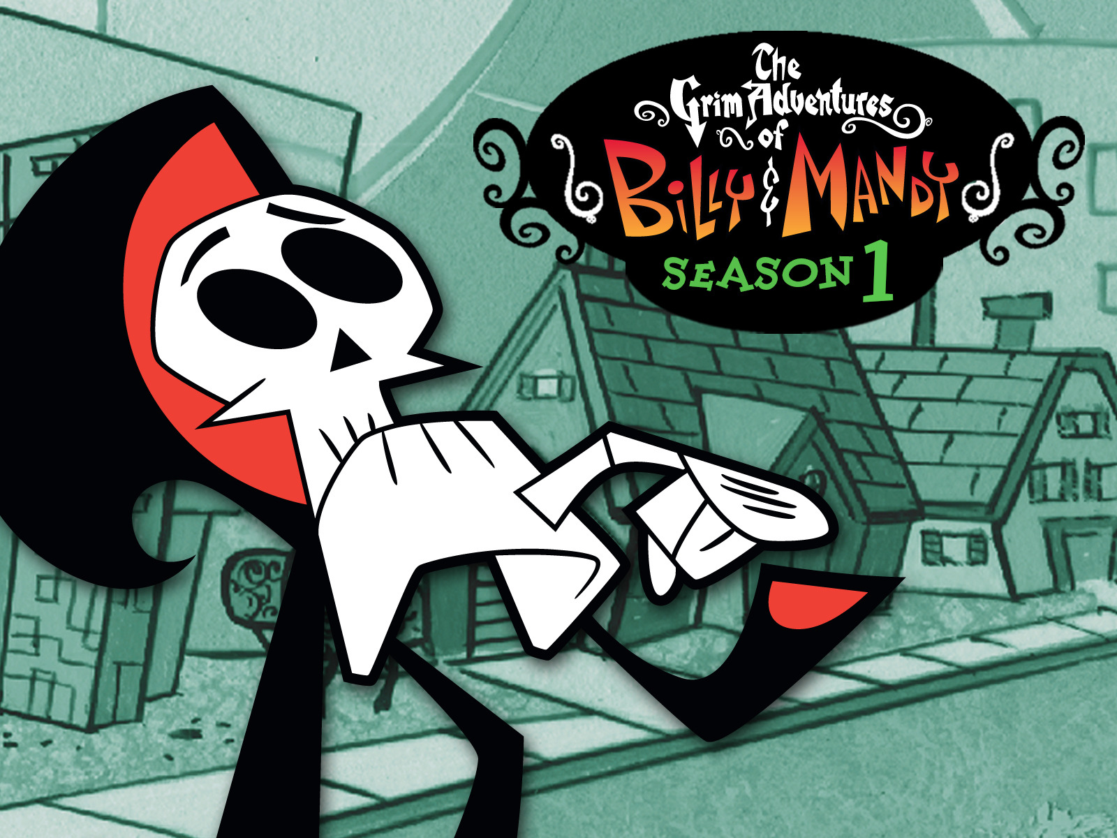 Watch The Grim Adventures of Billy & Mandy Episodes on  Season 1 (2003)  TV Guide