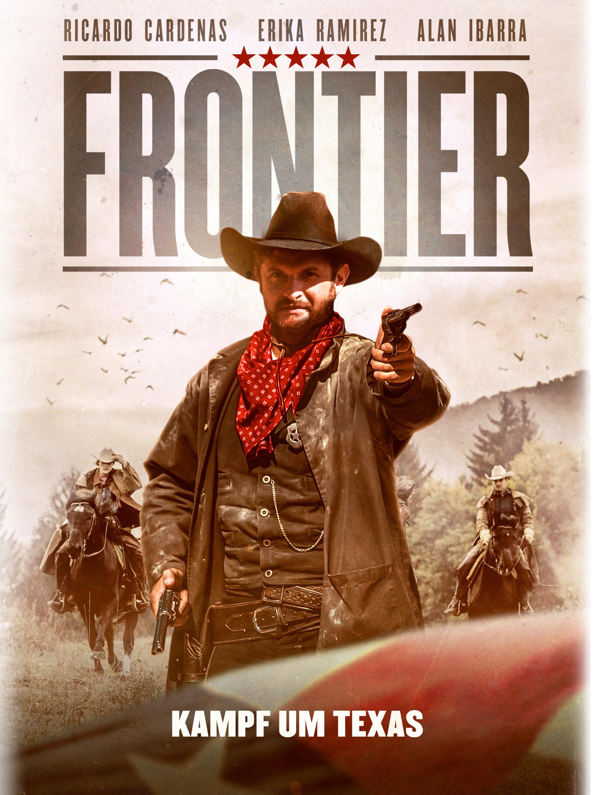 Frontier - Kampf um Texas