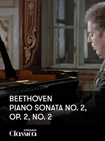 Beethoven - 2. Klaviersonate, Op. 2, No. 2