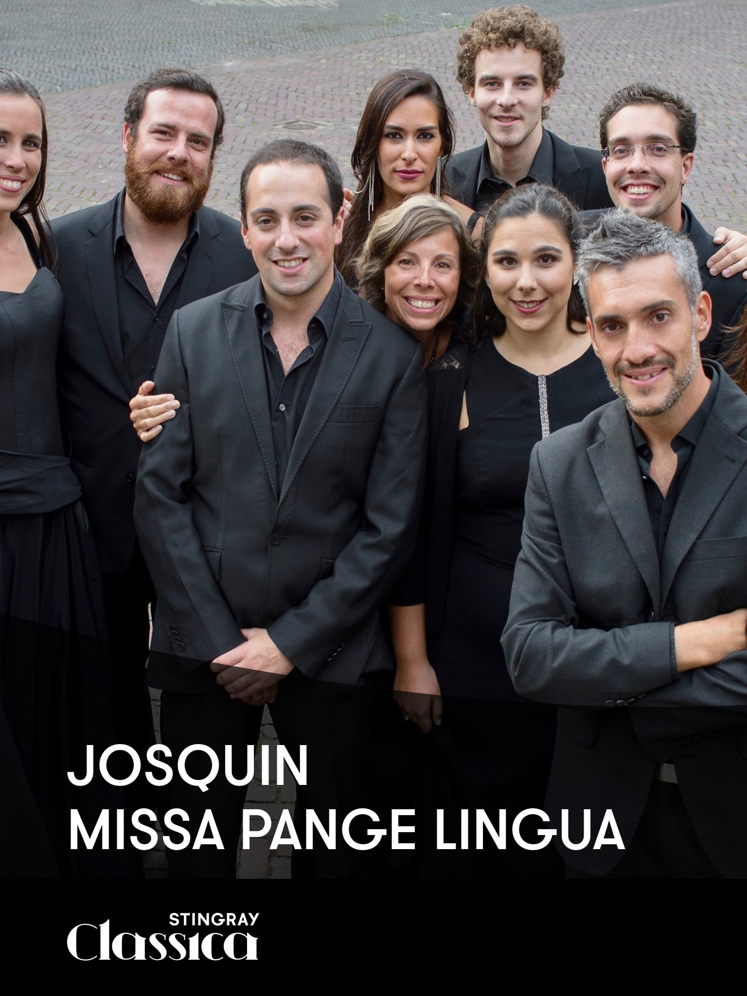 Josquin - Missa Pange Lingua