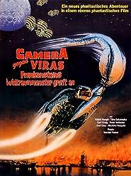 Gamera gegen Viras - Frankensteins Weltraummonster greift an