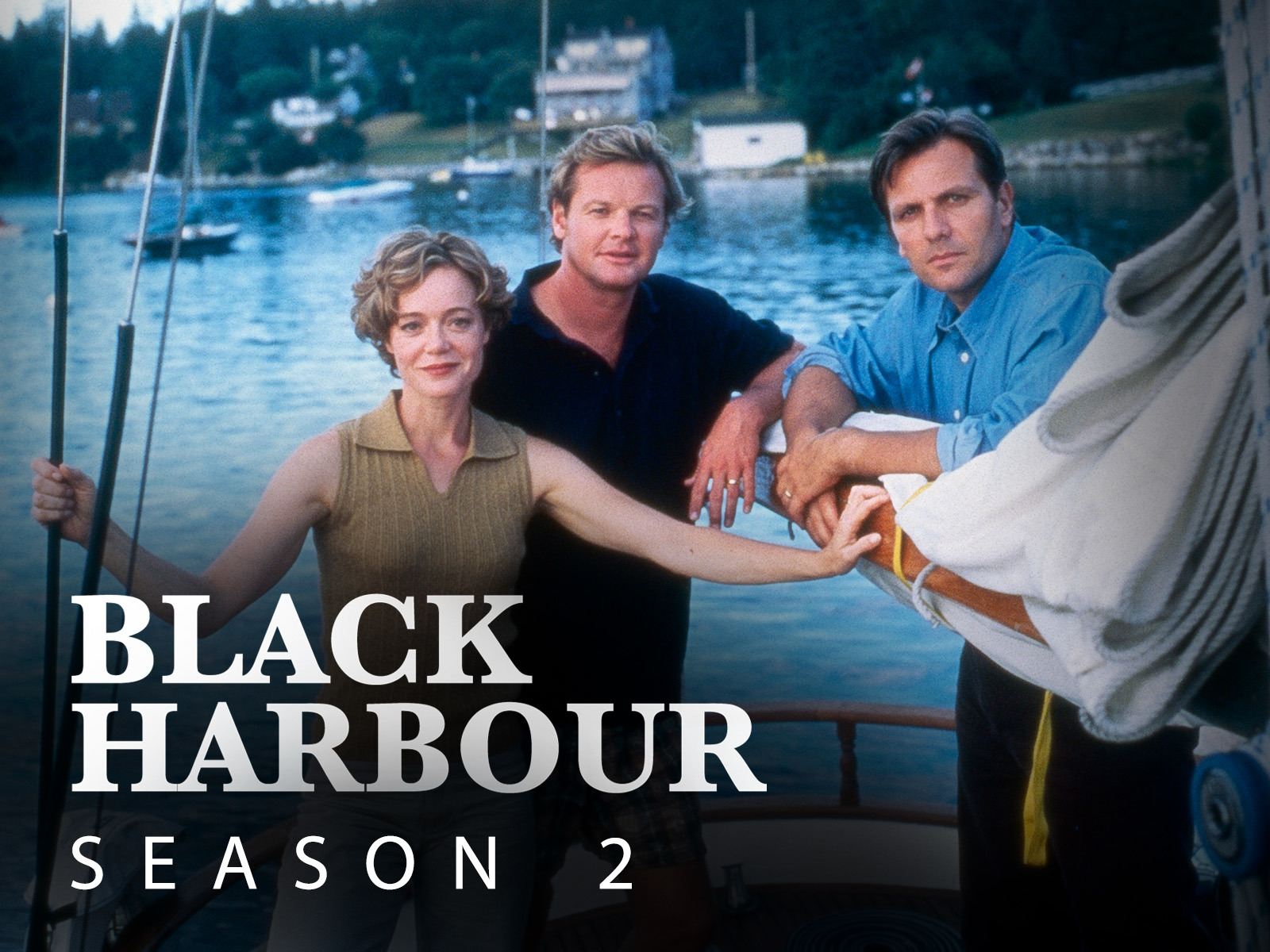 Watch Black Harbour Season 2 Episode 7: Love's Labours Lost Online