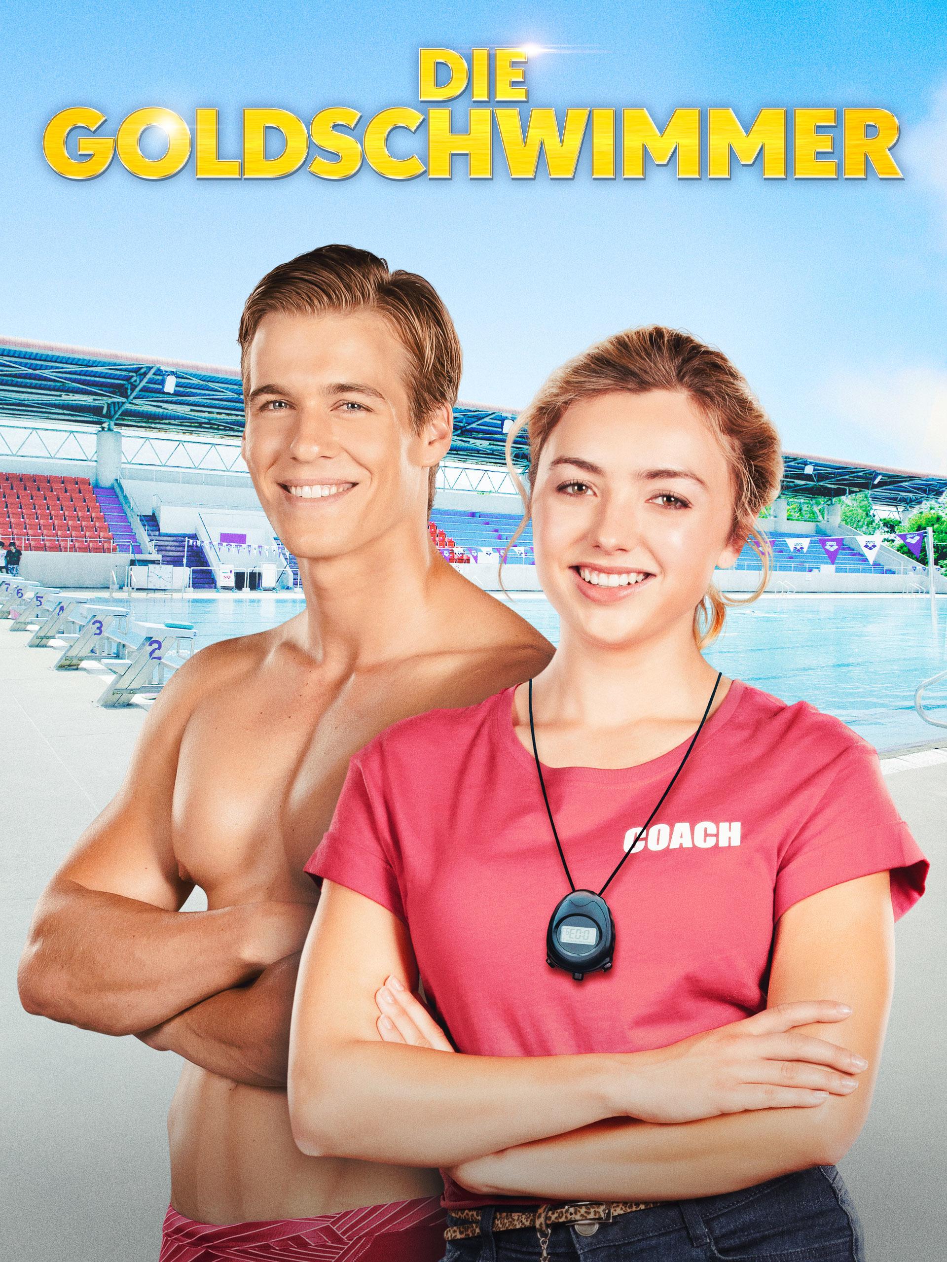 Die Goldschwimmer
