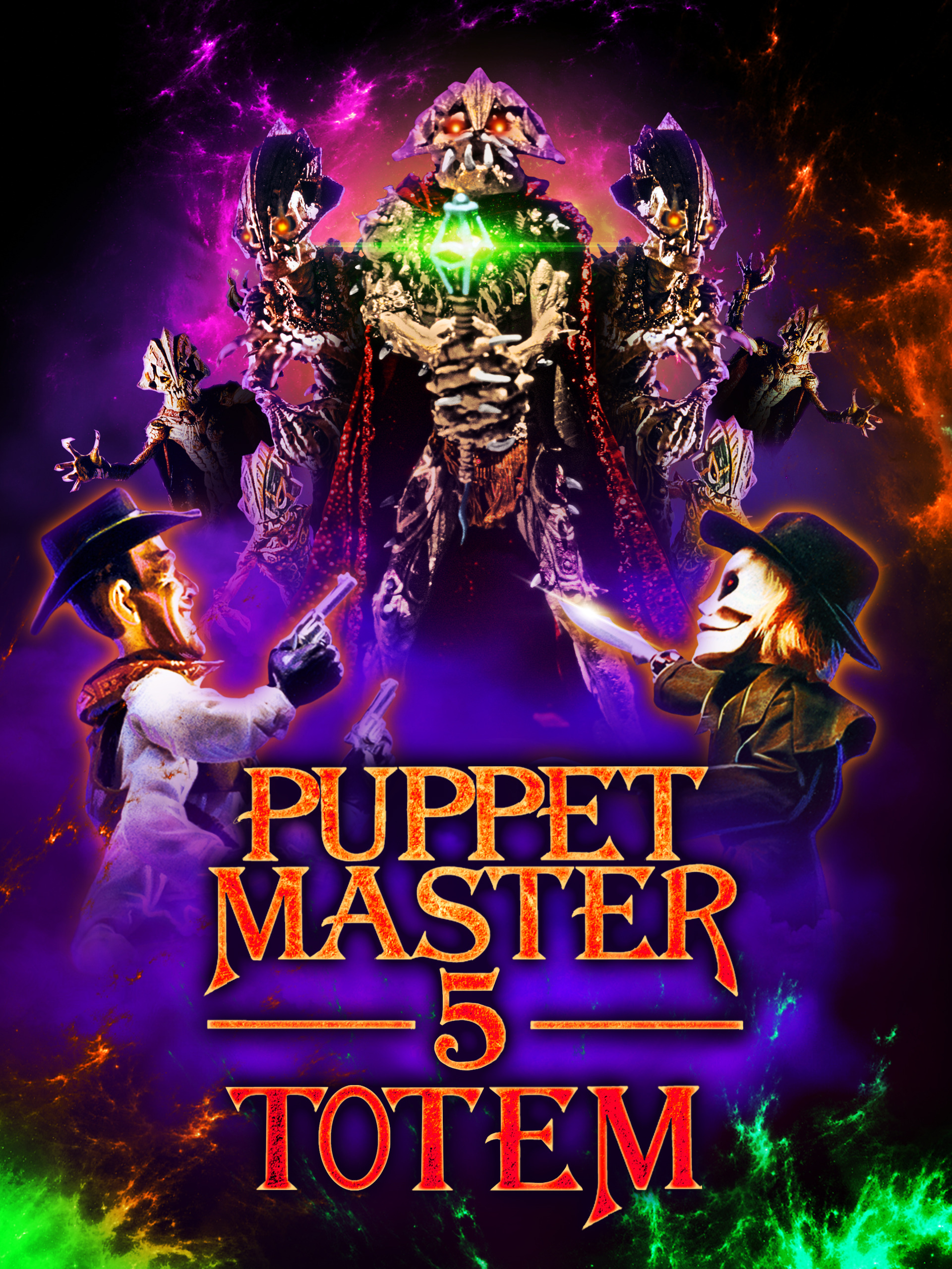 Puppet Master 5: Totem