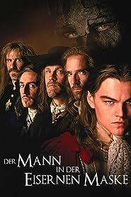 Der Mann In Der Eisernen Maske Ganzer Film Deutsch