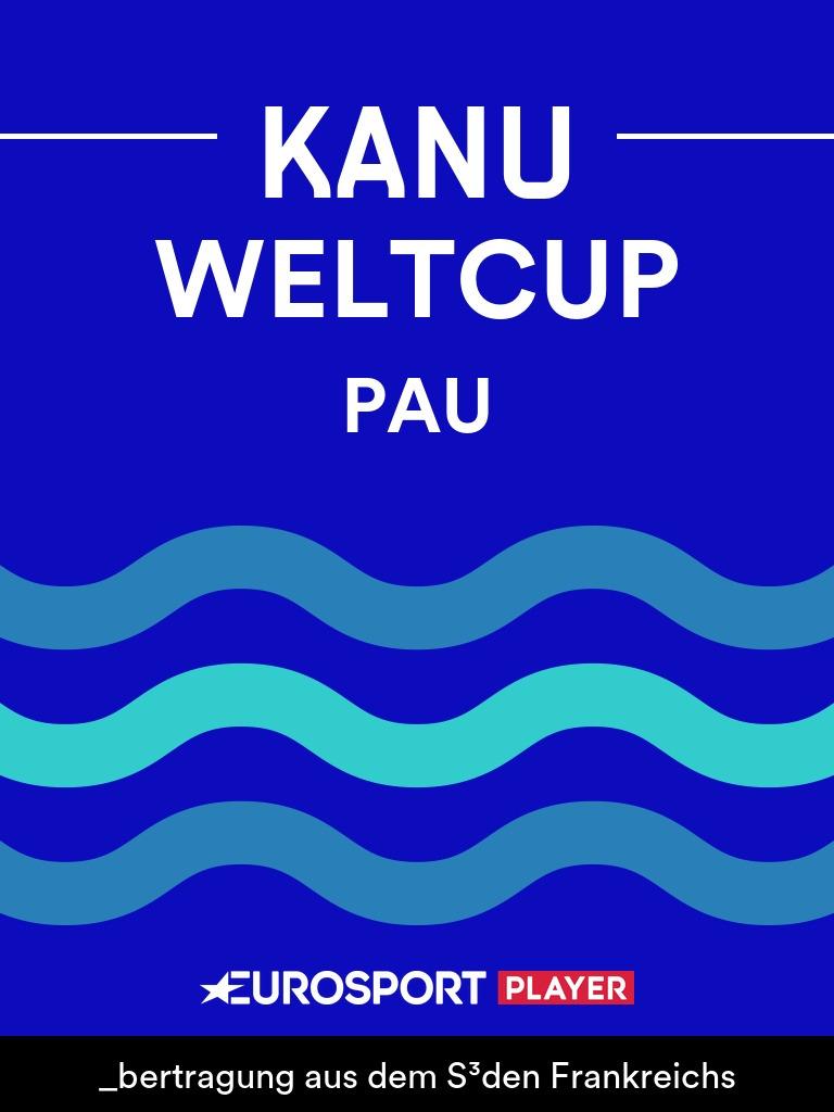Kanu: ICF Weltcup 2020 in Pau (FRA)