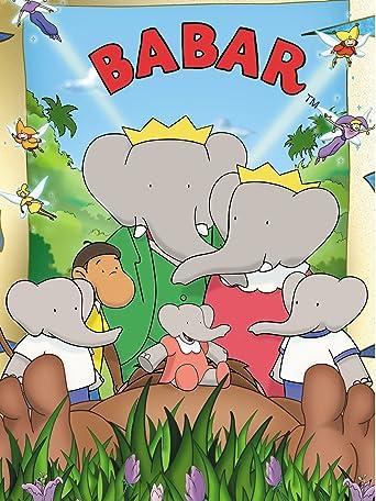 Babar - König der Elephanten