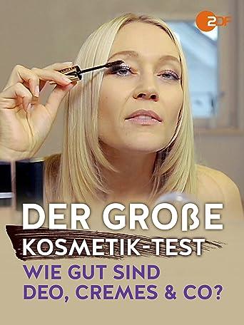 Der große Kosmetik-Test - Wie gut sind Deo, Cremes & Co.?