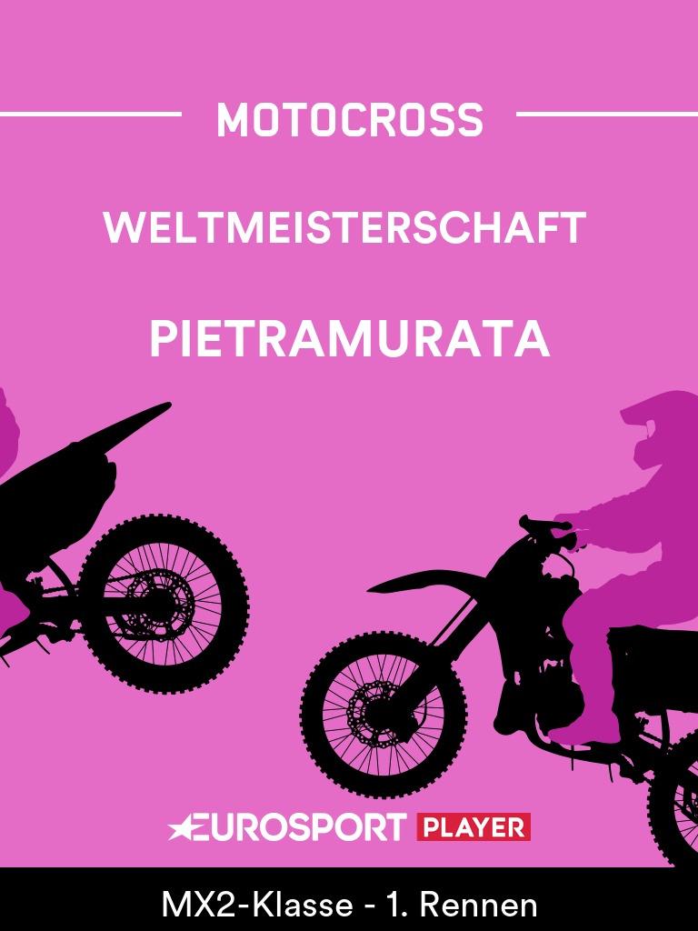 Motocross: FIM Weltmeisterschaft 2020