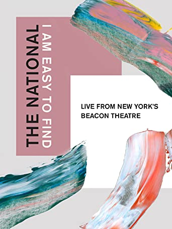 The National: I Am Easy To Find, Live From New York's Beacon Theatre [OV]
