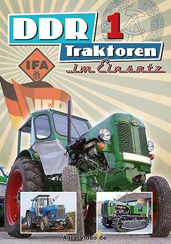 DDR Traktoren im Einsatz - Teil 1