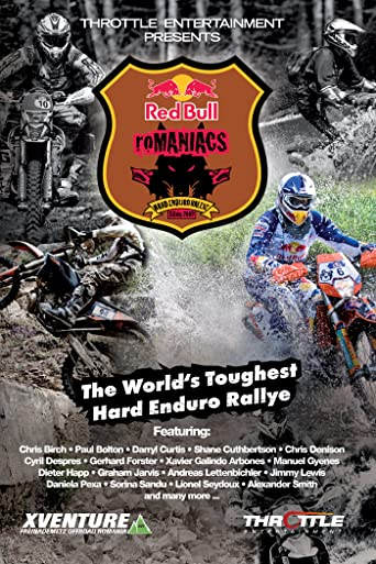 Red Bull Romaniacs: The World's Toughest Hard Enduro Rallye