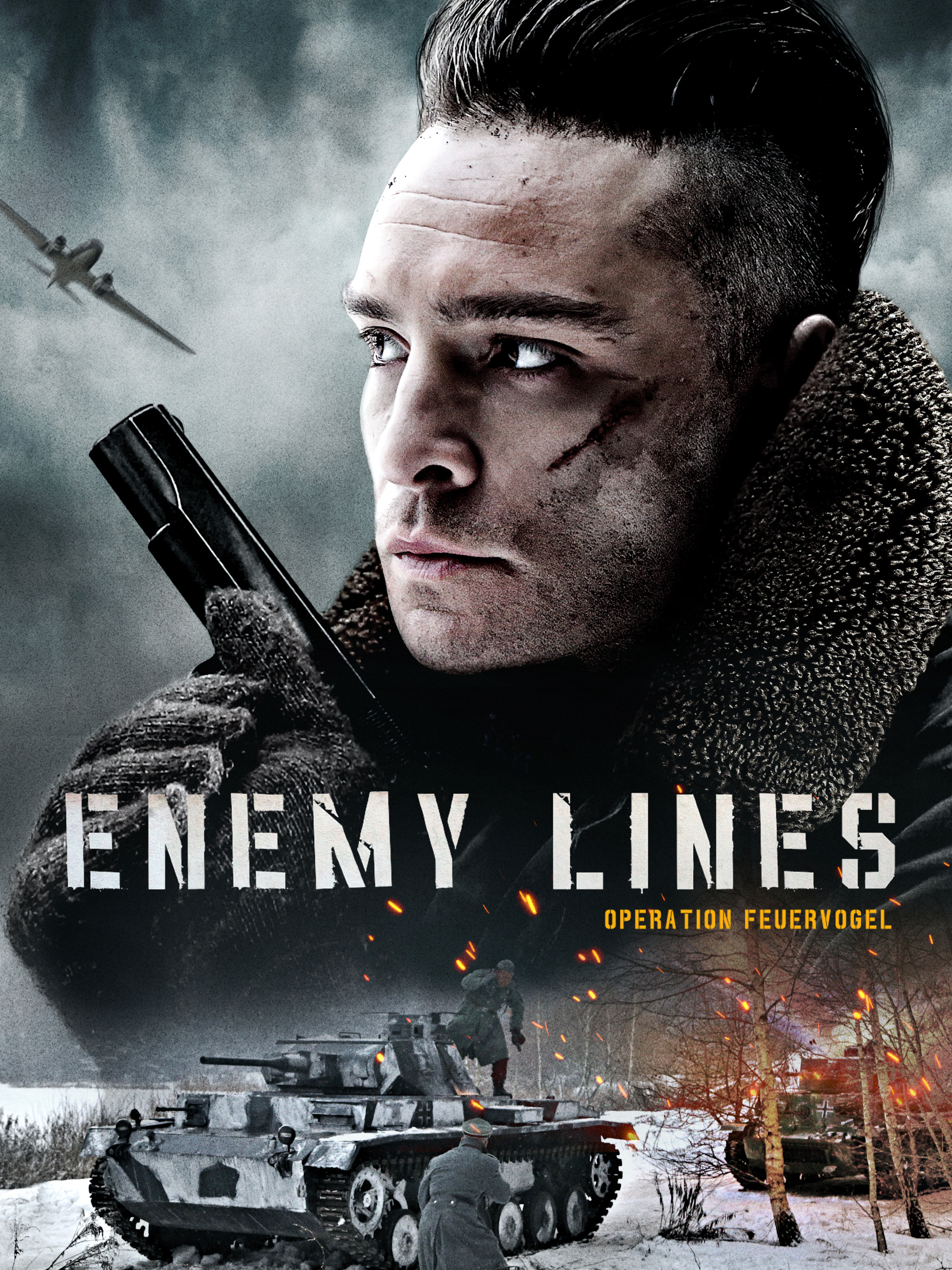 Enemy Lines: Codename Feuervogel