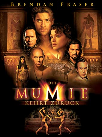 Die Mumie kehrt zurück