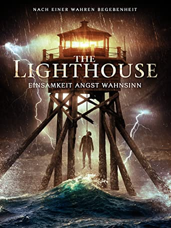 The Lighthouse - Einsamkeit Angst Wahnsinn