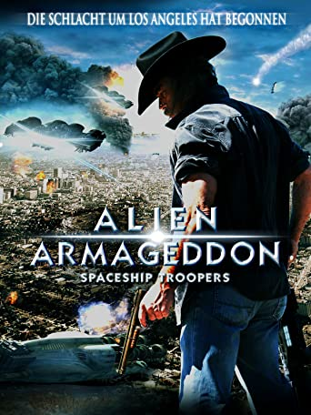 Alien Armageddon: Spaceship Troopers