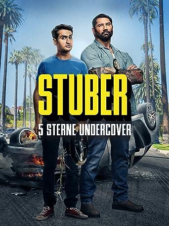 Stuber: 5 Sterne undercover